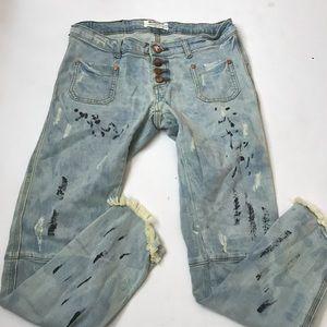 One teaspoon super duper jeans